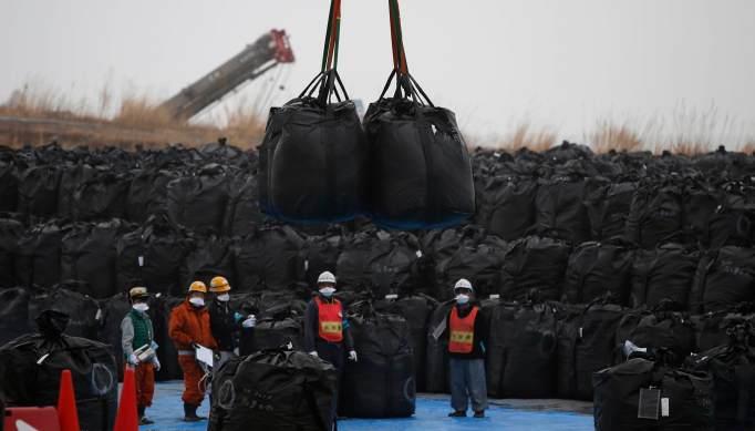 Wider Image: Radioactive Fukushima - Four Years On